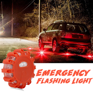 Emergency Flashing Light