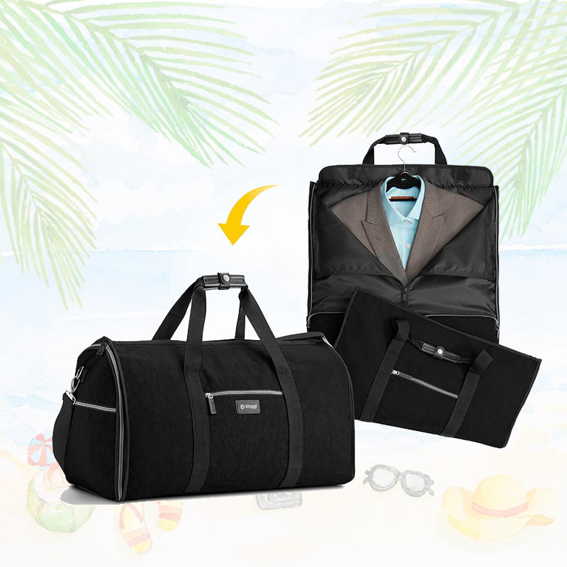 2-In-1 Waterproof Garment Bag