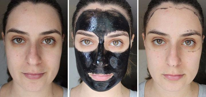 Activated Charcoal Cleansing Mask