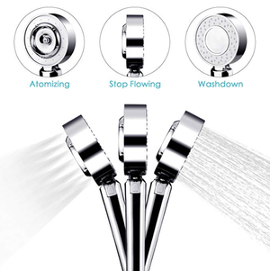Ultra-Luxury Mist Spa Shower Head