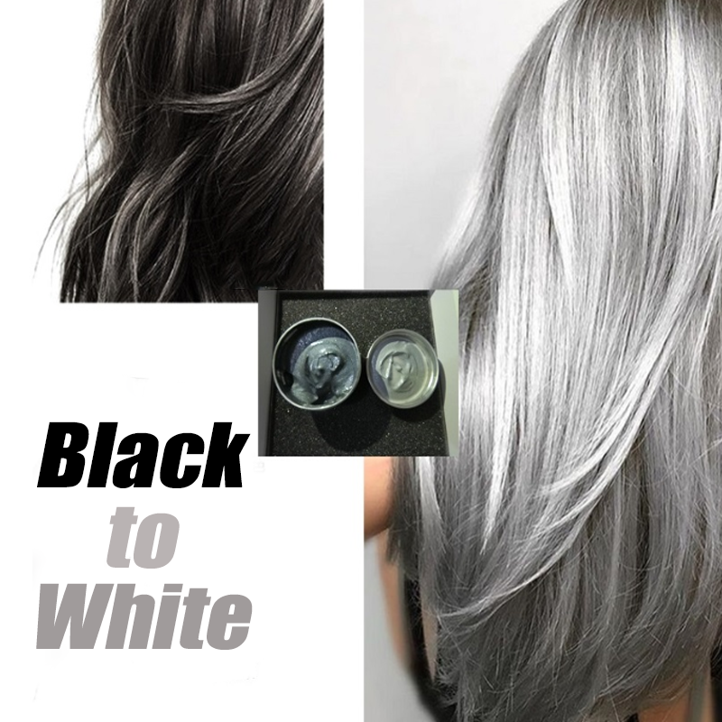 Heat Activated Hair Color Kit