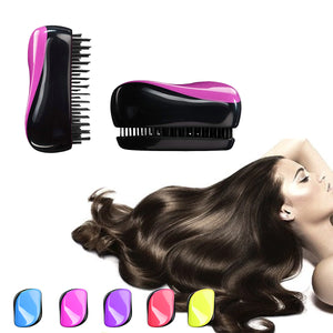 Anti-static Detangling Hair Brush