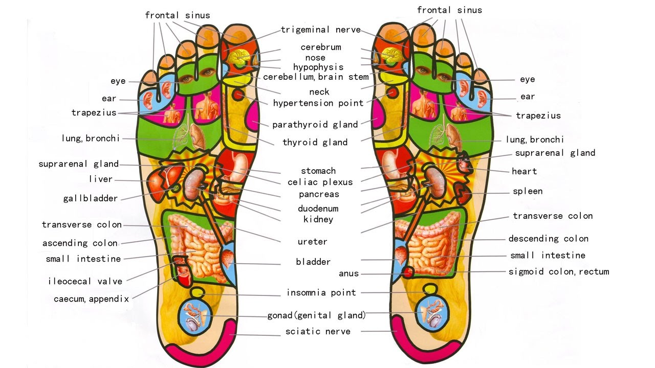 Acupressure Massage Foot Mat