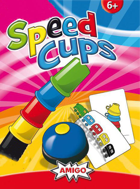 Speedy Stack Cups Family Set