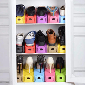 Space Saving Shoe Organizer (Set of 2)