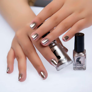 Mirror Reflecting Chrome Polish