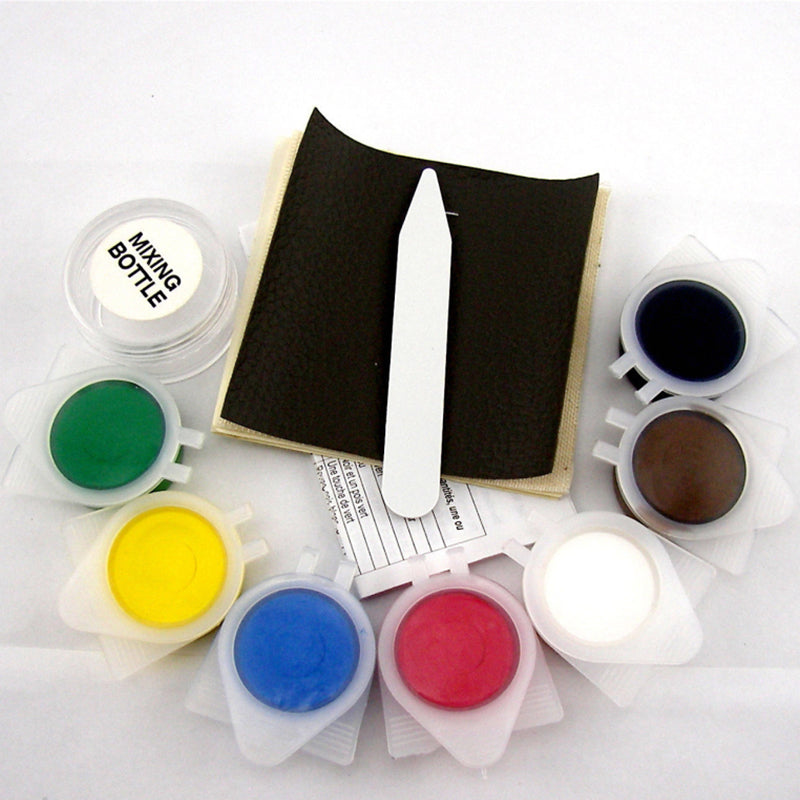 Premium Leather & Vinyl Repair Kit Set