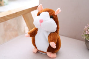 Talking-Dancing Hamster Doll