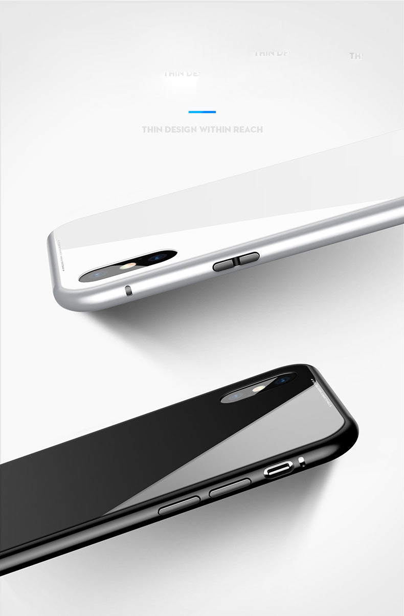Ultra Magnetic Flip iPhone Case