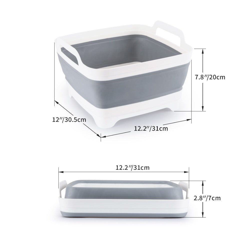 Foldable Kitchen Basket