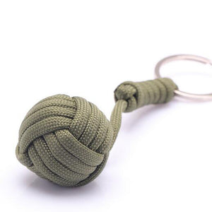 Monkey Ball Self Defense Keychain