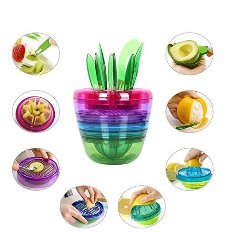 10-In-1 Magic Fruity Pot