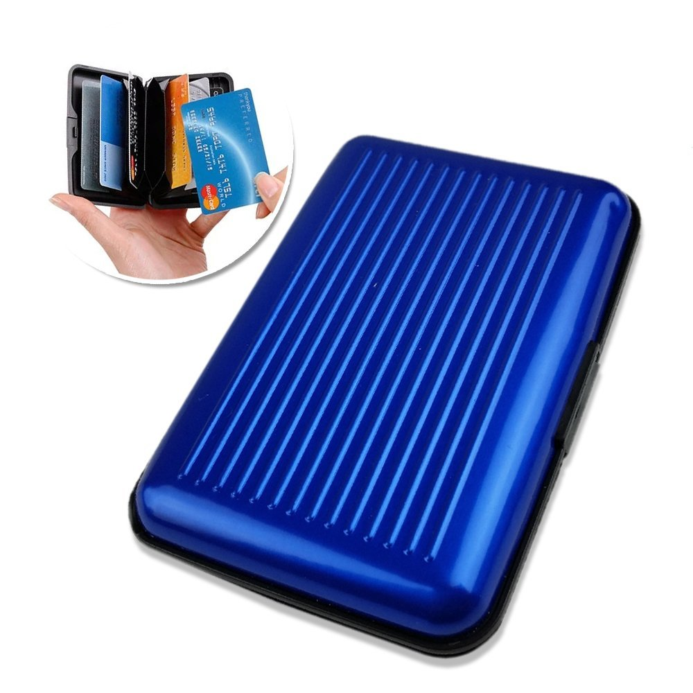 RFID Blocking Slim Card Holder