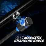 360° Magnetic Charging Cable
