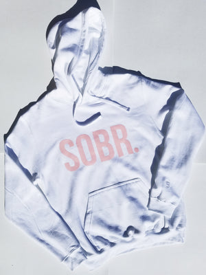 Hoodie: SOBR - Multiple Colors In Stock
