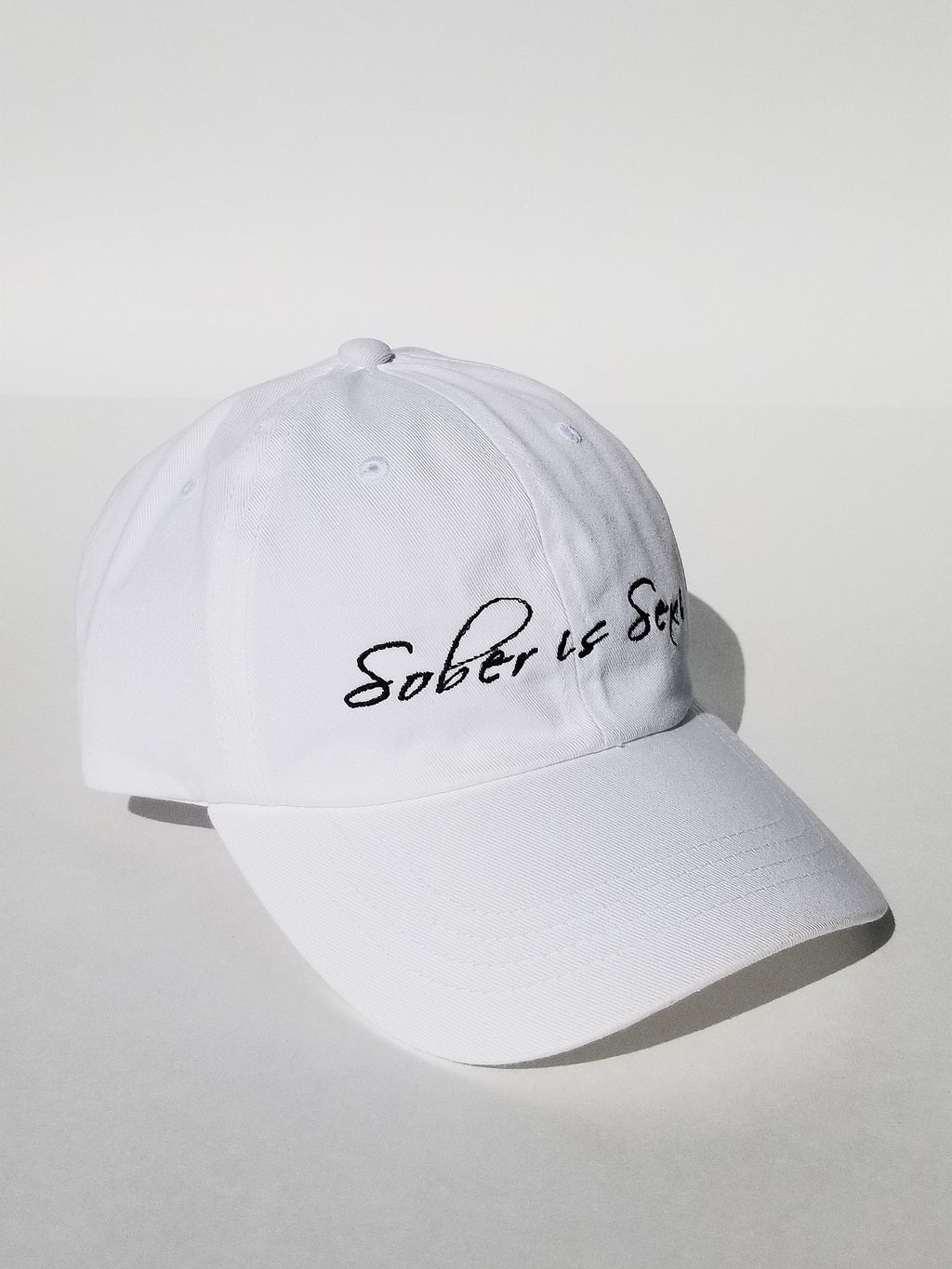 Sober is Sexi Dad Hat