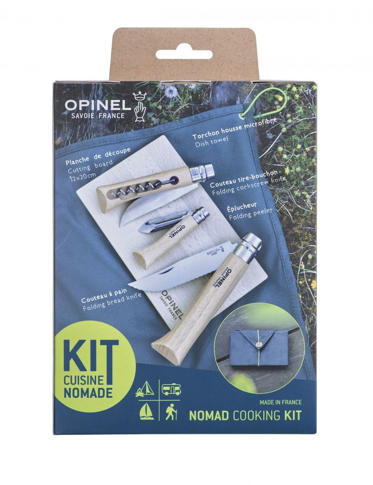 Opinel - Nomad Cooking Kit