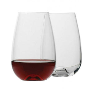 Glass - Red Wine Steamless