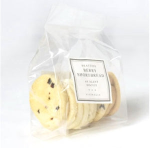Biscuits - Berry Shortbreads