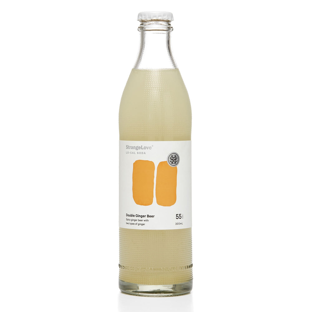 Load image into Gallery viewer, Double Ginger Beer - Strange Love 300ml