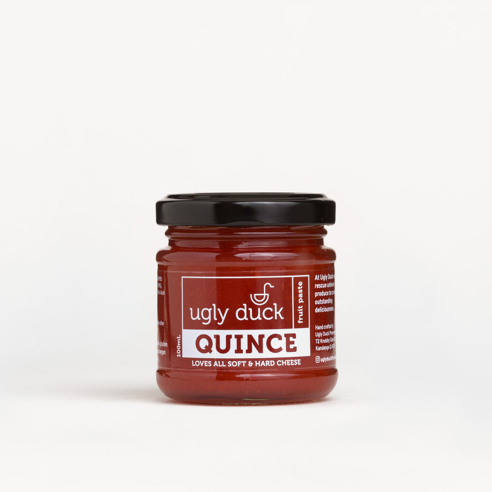 Ugly Duck Quince Paste
