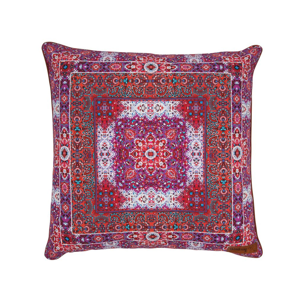 Cushion cover - Crimson Sunset
