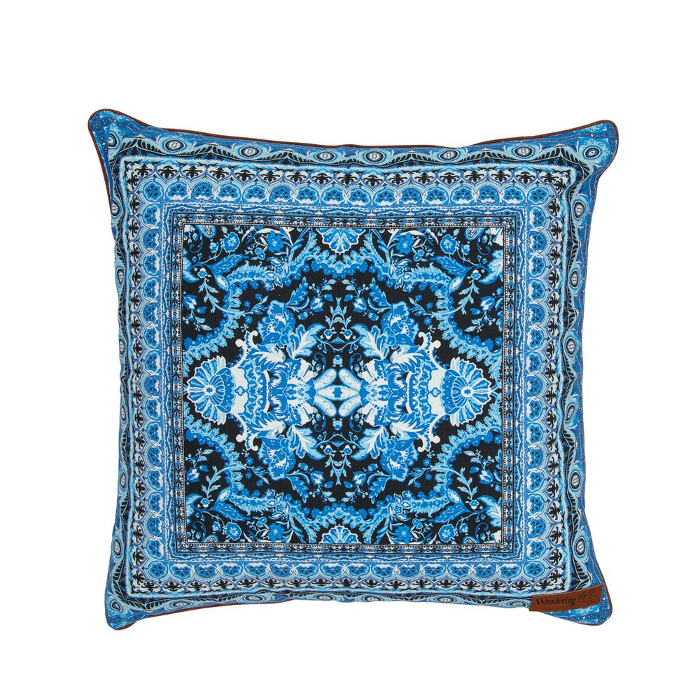 Cushion cover - Regal Ultramarine