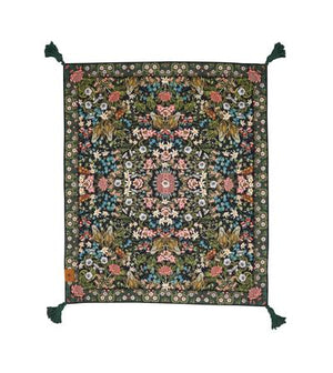 Native Wildflower Picnic Rug