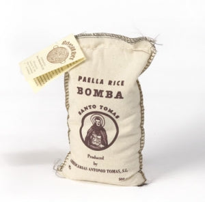 Load image into Gallery viewer, Santo Tomas Bomba Paella Rice 500 gr