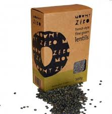 French Style Fine Green Lentils 500g