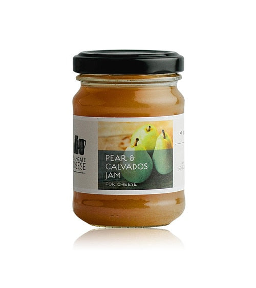 Load image into Gallery viewer, Pear & Calvados Jam  150g