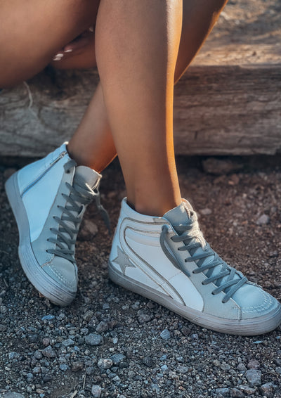 Darla High Top (Off White)