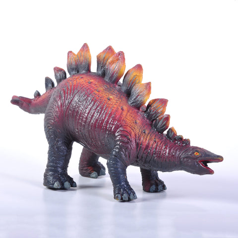 Stegosaurus Rust Medium