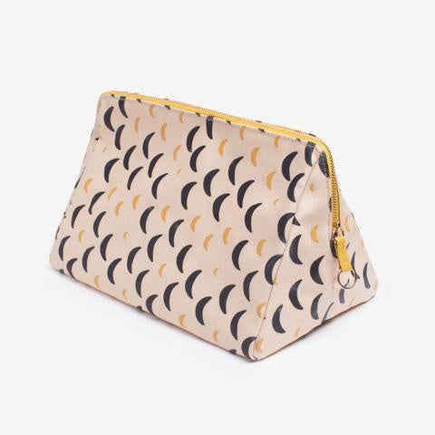 Large Tent Pouch/Makeup Bag - La Nuit