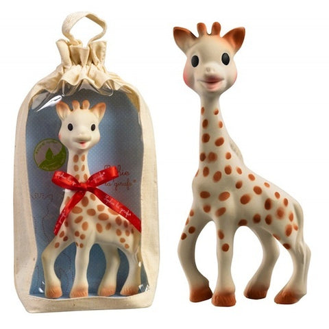 So'Chic Sophie the Giraffe Gift Bag