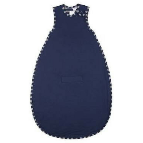 Merino Baby Sleeping Bag 3 Seasons - Navy