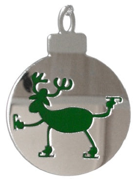 Moose Bauble