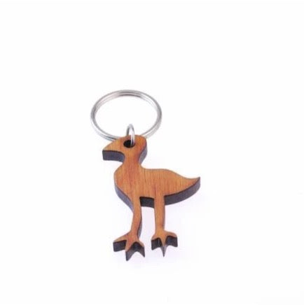 Critter Key Ring - Pukeko