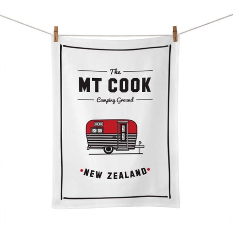 Tea Towel - Mt Cook