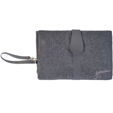 Changing Clutch - Grey Heather
