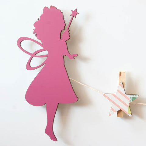 Art Pegs - Fairy