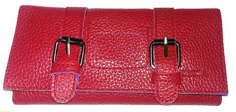 The Lunch Money Wallet - Stubbed Toe Red