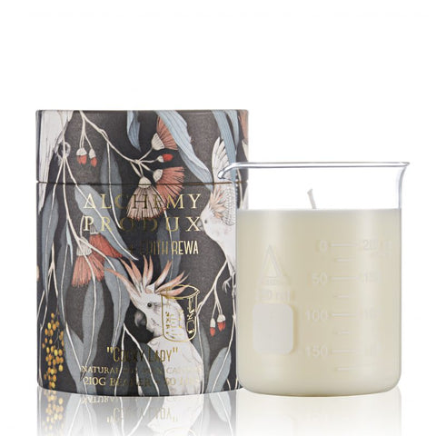 Limited Edition Candle - Edith Rewa 210gm Beaker