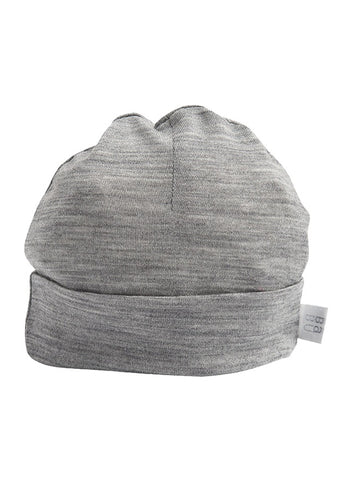 Merino Hat - Grey