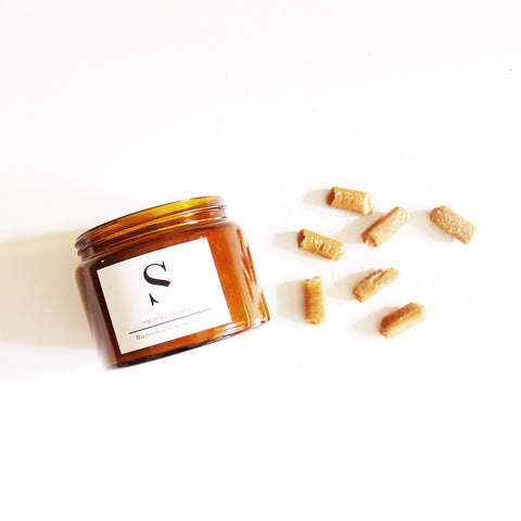 Candle 500ml - Salted Caramel
