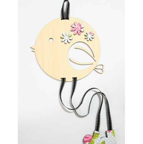 Hair Clip Tidy - Bird