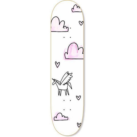 Skateboard - Unicorn Dreams