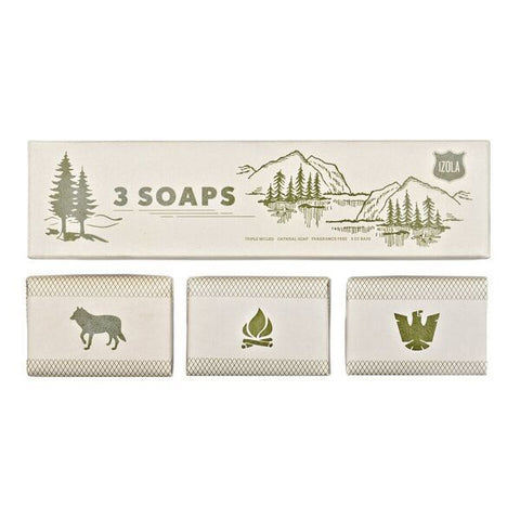 Soap Set - Scout