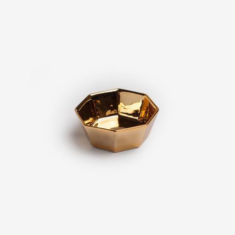 Ring Dish Gold