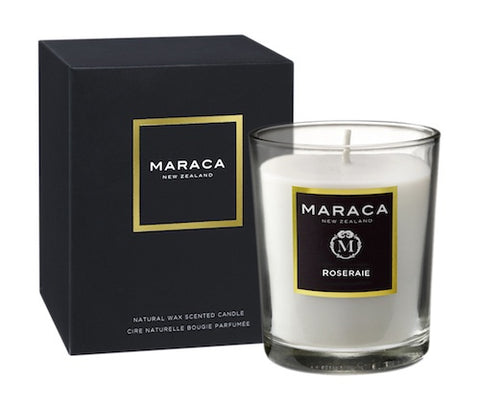 Scented Candle 200g - Roseraie